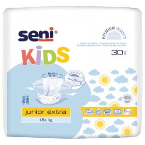 Plenkové kalhotky all-in-one<br />Seni Kids Junior Extra
