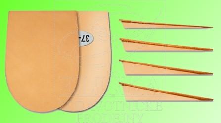 017 Podpatěnka korekční - 1cm