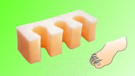 039 Podložka prstu - hřeben