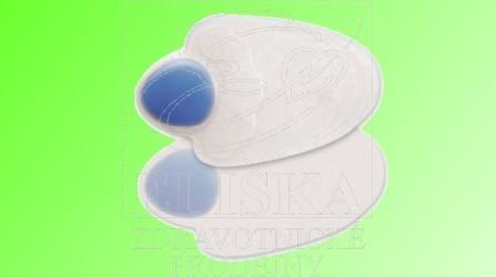 105 Špičky gelové se srdíčkem