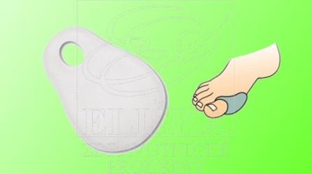 112 Chránič palce gelový