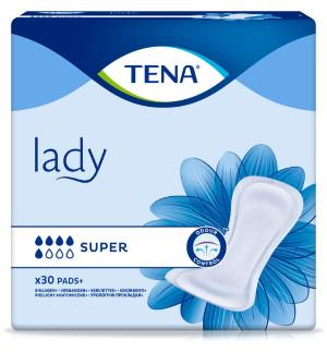 Inkontinenční vložky pro ženy<br />TENA Lady Super