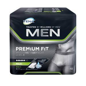 Absorbční pomůcky pro muže<br />TENA Men Level 4 L