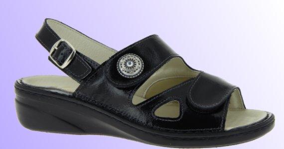 Dámská obuv Varomed 06325 Isabell<br />černá
