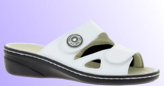 Dámská obuv Varomed 06375 Maria<br />bílá