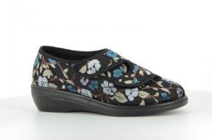 Domácí obuv Florett 26935 Černá