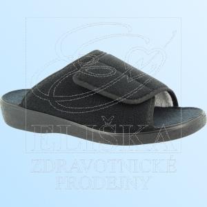 Terapeutická obuv Varomed 58900 Ibiza<br />černá