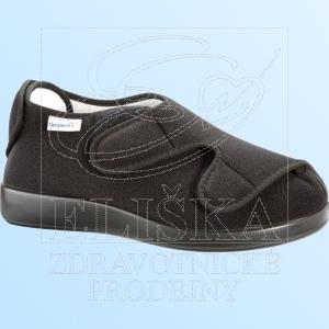 Terapeutická obuv Varomed 60420 Dublin XXL<br />černá