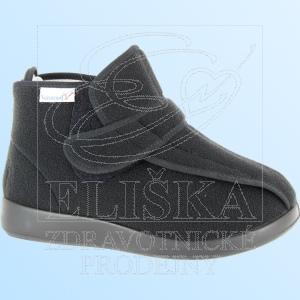 Terapeutická obuv Varomed 60910 Meran<br />černá