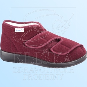 Terapeutická obuv Varomed 60920 Genua<br />vínová