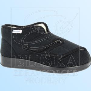 Zimní terapeutická obuv Varomed 60925 Genua<br />černá