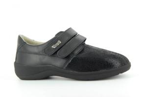 Strečová obuv Varomed 79142 Černá