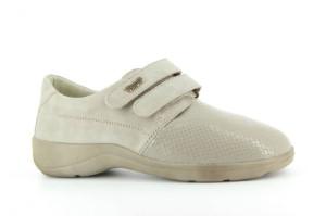 Strečová obuv Varomed 79142 Písková