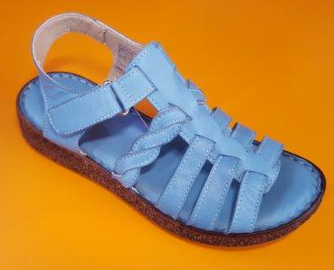 Dámská obuv Looke SERINA - modrá