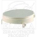 Nástavec na WC DMA 507/B DELUXE plastový