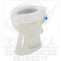 Nástavec na WC DMA 575/B plastový