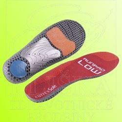 Sportovní vložky Footdisc RunPro<br />pro nízkou klenbu