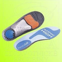 Sportovní vložky Footdisc RunPro<br />pro vysokou klenbu