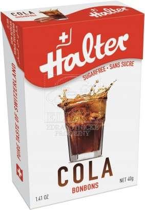 Bonbóny bez cukru Halter - Cola