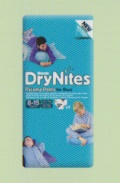 HUGGIES DRY N.LARGE BOYS