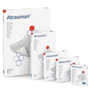 Atrauman<br />Mastné krytí s hydrofobním tylem