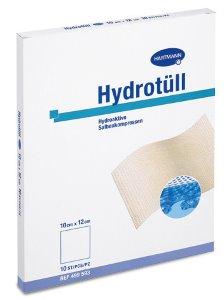 Hydrotull<br />Mastné krytí s hydrokoloidem pro vlhkou terapii rány