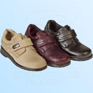Dámská diabetická obuv MEDI Denisa - béžová