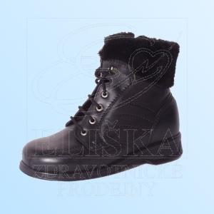 Dámská zimní diabetická obuv MEDI Linda