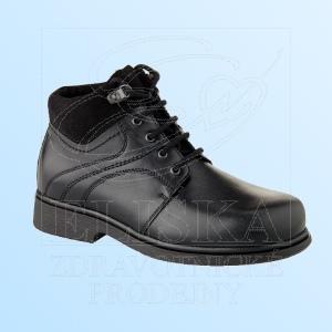 Pánská zimní diabetická obuv MEDI Sam