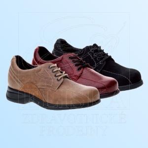 Dámská diabetická obuv MEDI Silva - DOPRODEJ