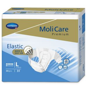 Absorpční kalhotky<br  />MoliCare Elastic 6 kapek L