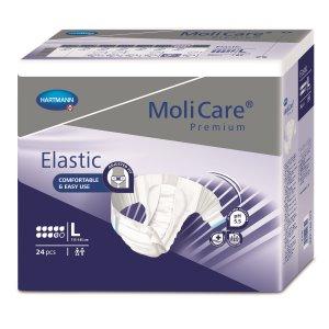 Absorpční kalhotky<br />MoliCare Elastic 9 kapek L