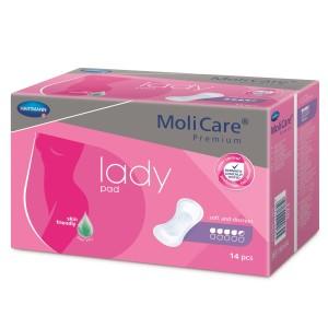 Inkontinenční vložky pro ženy<br />MoliCare Lady 4,5 kapky