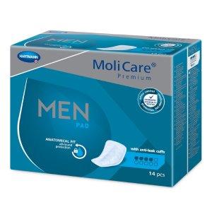 Inkontinenční pomůcky pro muže<br />MoliCare Men 4 kapky