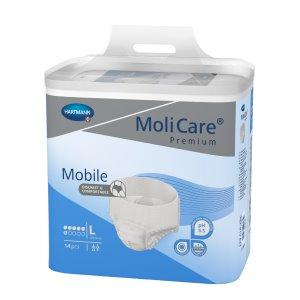 Absorpční natahovací kalhotky<br /> MoliCare Mobile 6 kapek L