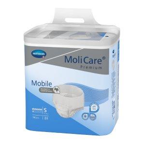 Absorpční natahovací kalhotky<br /> MoliCare Mobile 6 kapek S