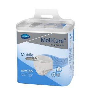 Absorpční natahovací kalhotky<br /> MoliCare Mobile 6 kapek XS