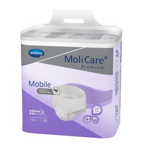 Absorpční natahovací kalhotky<br /> MoliCare Mobile 8 kapek L