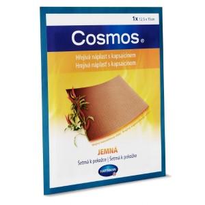 Cosmos Hřejivá náplast s kapsaicinem jemná