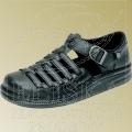 Diabetická profylaktická pánská obuv Corso - èerná