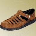 Diabetická profylaktická pánská obuv Corso - hnìdá