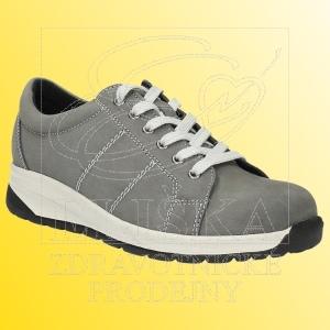 Dámská diabetická obuv MEDI Alma šedá