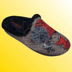 Domácí obuv Florett 02.776/61 Lana