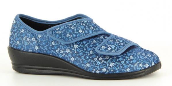Domácí obuv Florett 24938 Beate<br />marine