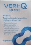 Testovací proužky VERI-Q Balance