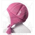 Dìtská ochranná èepice Ribcap Cheesy Kids Pink