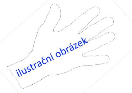 Nitrilové rukavice bez pudru