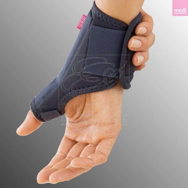 Palcová ortéza medi thumb support