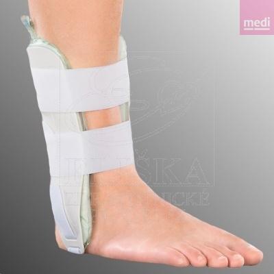 protect.Ankle air<br />pevná skoøepinová hlezenní ortéza