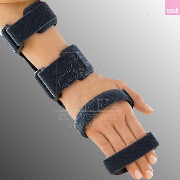 medi CTS - zápěstní bandáž s prstovou dlahou